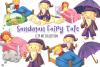 Sandman Fairy Tale Clip Art Collection example image 1