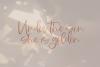 Midnight - Handwritten Script Font example image 7