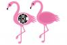 Flamingo svg example image 1