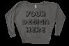 Bella Canvas 8881/8850 Women's Tshirt Mockups - 12 PNG example image 6