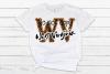 West Virginia WV State Leopard Bundle example image 2