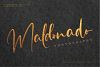 Sattersoon - Modern Script Font example image 4