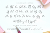 Elmira Script example image 10