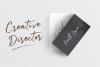 Julietta Messie | Brush Script example image 3