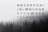 Disappear Font example image 2
