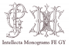 Intellecta Monograms FE GY example image 6