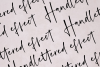 Anastacy - Handlettered Font example image 3
