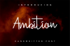 Ambition example image 1