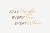 Tantinotes - Handwritten Font example image 4