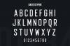 Voltage Sans Serif example image 2