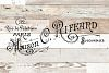 Paris Vintage French printable PNG EPS vector graphic example image 2