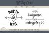 IVF Baby Onesie SVG Bundle - Onesie Cut Files example image 2