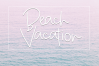 Beach Bum - Handwritten Script Font example image 6