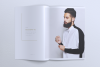 MEDUSA Minimal Lookbook Magazines example image 8