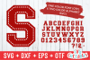 JP Sport Stitch | Athletic Font | Sporty Font example image 1