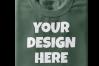 Folded Tshirt Mockups-12|PNG|3000x3000 example image 10