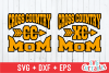 Cross Country SVG | Cross Country Mom example image 1