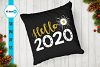 Hello 2020, New Year Svg example image 4