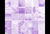 30 Ombre Pastel Lavender Watercolor Painted Digital Papers example image 10