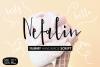 Nefalin Yummy Script Font example image 1