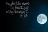 Alpenglow - Bouncy Script Font example image 2