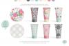 Floral Pattern Design Set example image 12