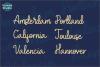 Fooland - Monoline Script Font example image 2