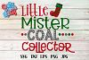 Little Mister Coal Collector, Naughty List SVG, Christmas example image 2