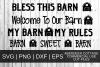 Barn Bundle - Eight Designs example image 1