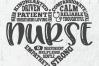 Nursing svg, nurse appreciation svg, Nurse svg, RN svg example image 2