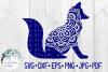 34 File Huge Mandala Animal SVG Cut File Bundle example image 23