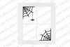 Spider Web SVG | Halloween SVG example image 4