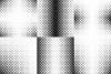 24 Square Patterns AI, EPS, JPG 5000x5000 example image 6