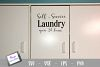 Laundry SVG - Self Service Laundry, open 24 hours example image 2