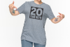 2020, A 20 Twenty New Year SVG Cut or Print File example image 4