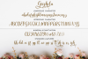 Geishela Script Font example image 7