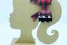 Layered Hair Bow Template example image 2