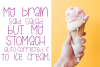 Raspberry Lemonade - A Quirky Hand-Written Font example image 3