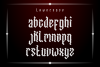 Asmodeus - Blackletter example image 3