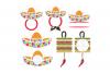 Cinco de Mayo SVG Files Bundle in SVG, DXF, PNG, EPS, JPEG example image 4