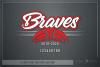 Brave, Braves Basketball, Sport, Design, PRINT, CUT, DESIGN example image 5