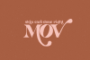 The California - A Serif/Script Handwritten Font Duo example image 17