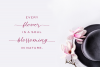Blossomberry Script Font example image 2