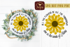 Sunflower SVG Bundle example image 8
