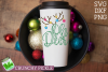 Oh Deer Christmas SVG File example image 3