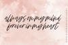 Claude Handwritten Font example image 8