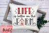 Life Is Better On The Farm SVG DXF EPS PNG example image 3