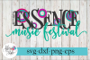 Essence Music Festival 2019 New Orleans SVG Cutting Files example image 1