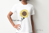 Sunflower designs SVG / PNG / EPS / DXF Files example image 6