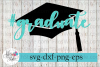 GRADUATION BUNDLE Class of 2019 Graduate SVG Cutting Files example image 7